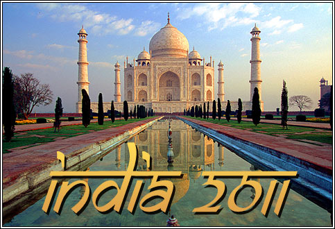 India 2011 - Join Us!