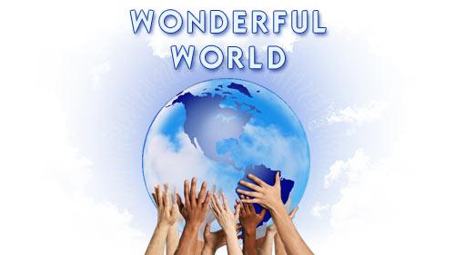 Super-Storm Sandy & SVH Trigger Process: Wonderful World | Jill Marie's SVH blog